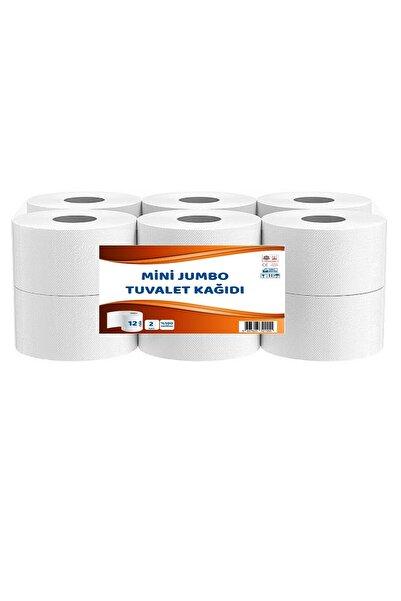 Maximum Mini Jumbo Tuvalet Kağıdı 12 Rulo 2 Kg