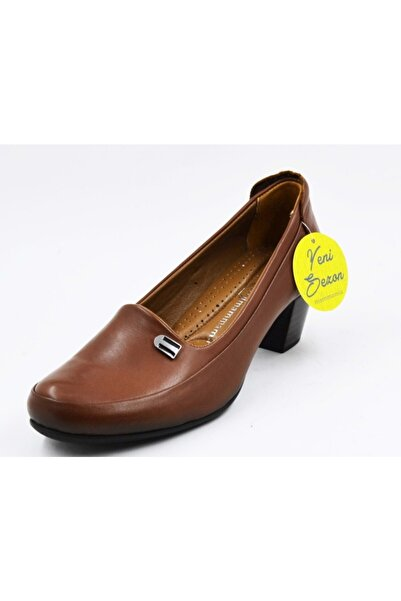 Mammamia Kadın Kahverengi Ayakkabı