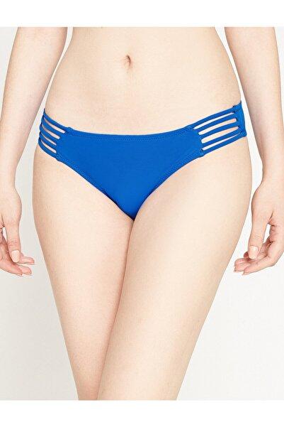 Koton Kadın Lacivert Bikini Altı 7YAK88426GM