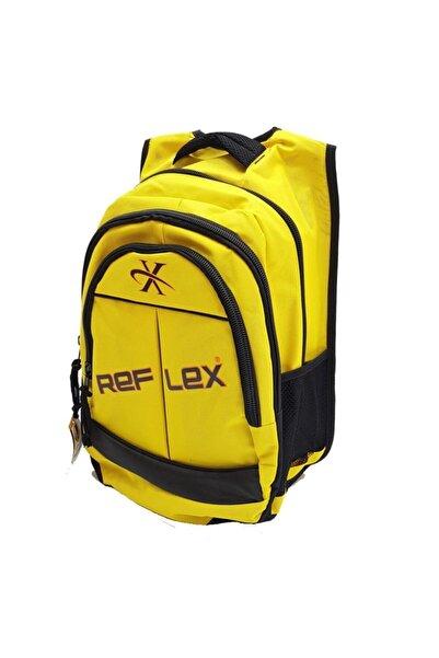 Reflex Okul Sırt Çantası - Sarı