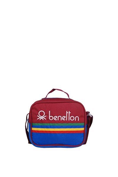United Colors of Benetton Unisex Benetton Tek Bölme Beslenme Çantası 70048
