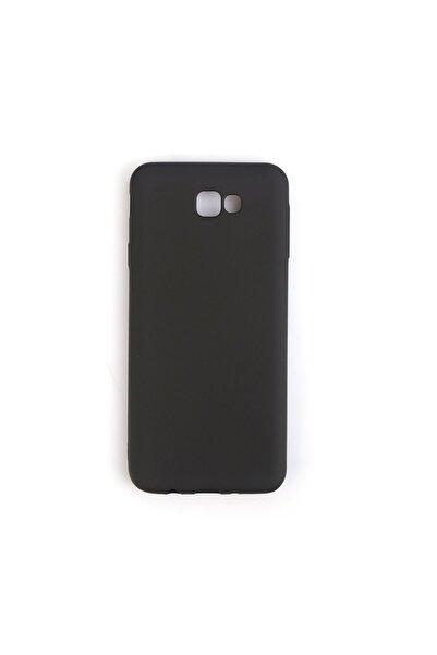 Vision Samsung Galaxy J7 Prime Kılıf Premium Silikon Siyah