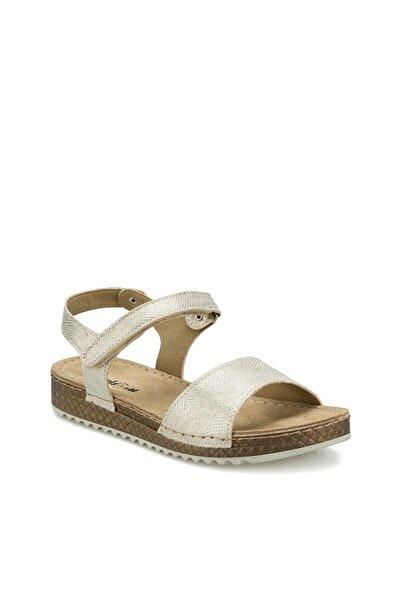 Polaris 161183.Z Altın Kadın Sandalet 100509685