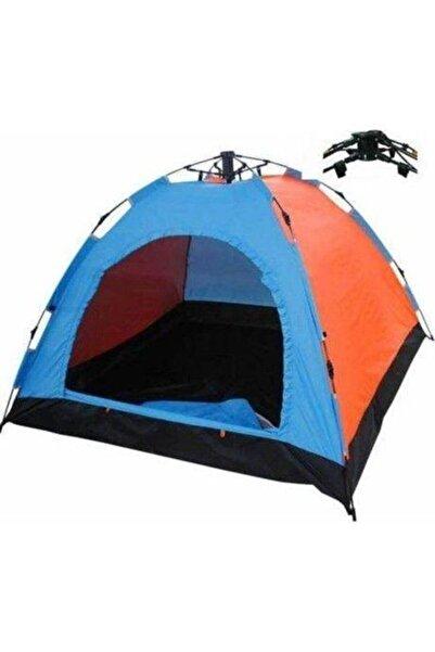 Realx Tam Otomatik Kurulum 8 Kişilik Kamp Çadırı 250 X 250 X 160 Cm