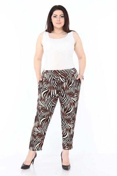 Modayız Zebra Esnek Pantolon 5a-0982