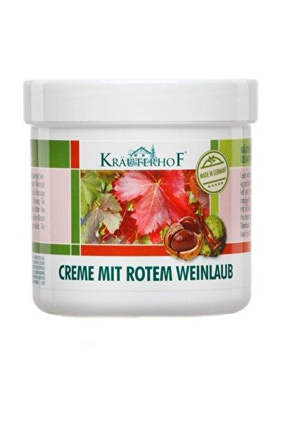 Krauterhof Kırmızı Asma Yaprağı Ayak Ve Bacak Kremi 250 ml 4075700044520