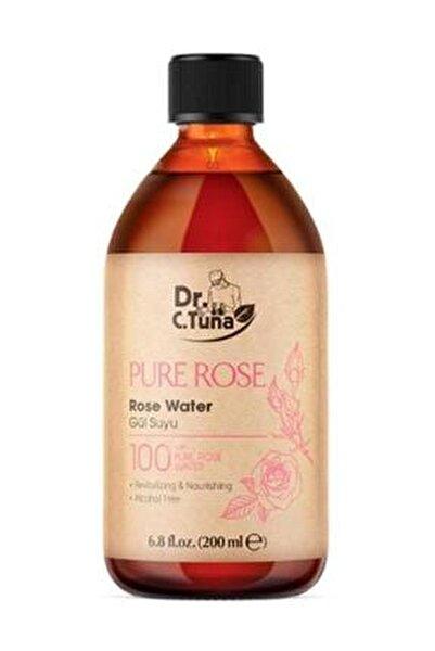 Dr. C. Tuna Pure Rose Gül Suyu 200 ml 8690131113421