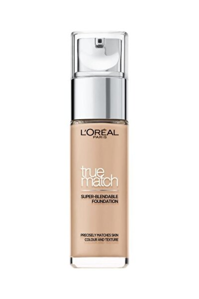 L'Oreal Paris Fondöten - True Match Foundation 2R Rose Vanilla 30 ml 3600522862482