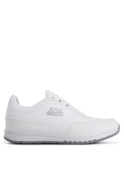 Slazenger Angle Koşu & Yürüyüş Kadın Ayakkabı Beyaz