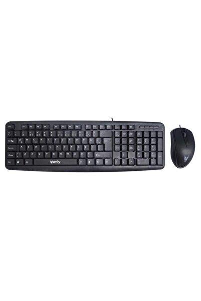 IZOLY D5100 Usb Klavye Ve Mouse