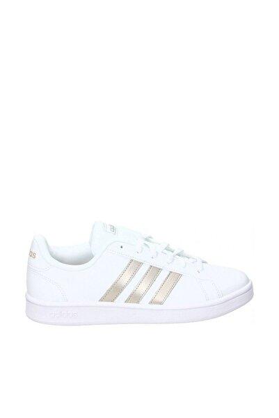 adidas Beyaz Grand Court Base Kadın Günlük Spor Ayakkabı
