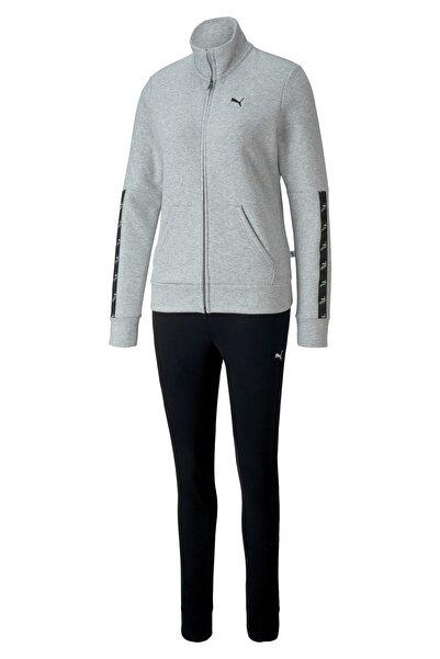 Puma Kadın Spor Eşofman Takımı - Amplified Sweat Suit cl  - 58365804