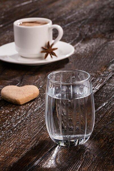 6'lı Lınka Kahve Yanı Su Bardağı