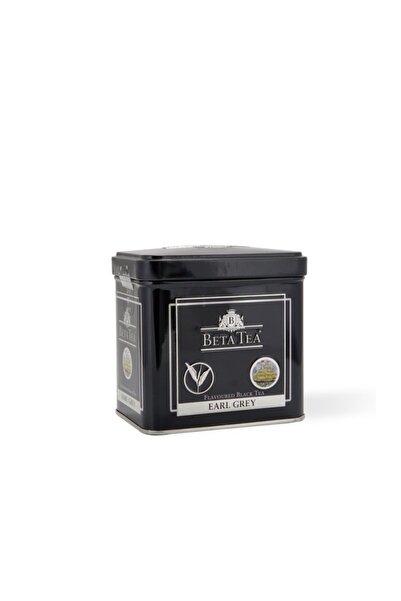 Beta Tea Earl Grey Metal Ambalaj Bergamot Tomurcuk Çayı 100 gr