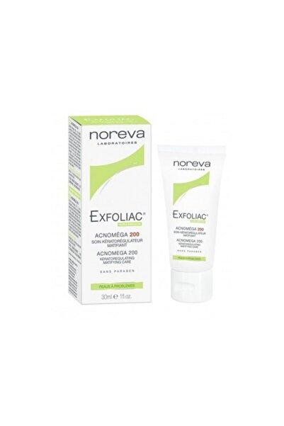 Noreva Exfoliac Acnomega 200 Keratoregulating Matifying Care 30ml