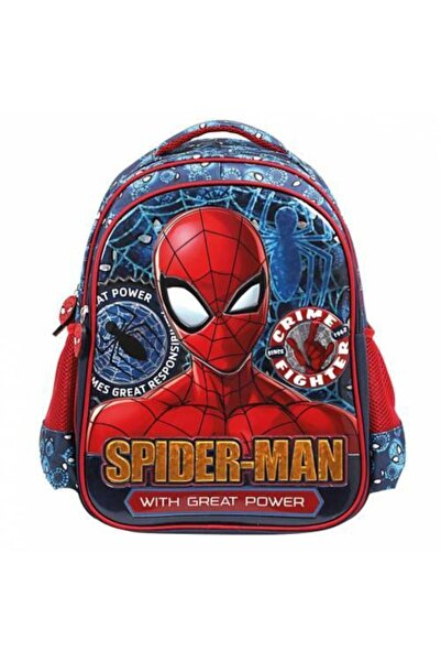 Otto Spiderman Lisanslı Ilkokul Sırt Çantası 5232