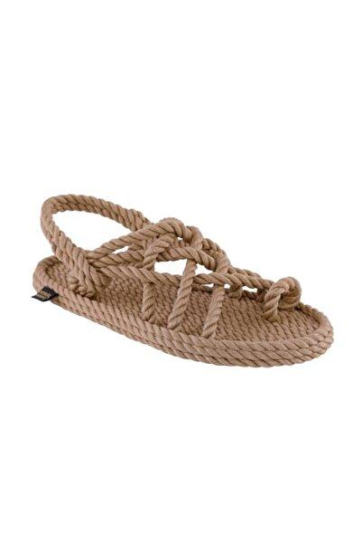 Nomadic Republic Kadın Halat Ip Sandalet