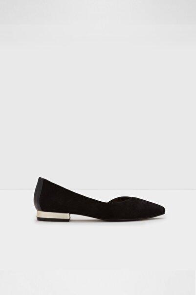 Aldo Kadın Siyah Düz Ayakkabı