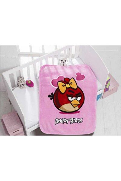 Angry Birds Kızgın Kuşlar  Bebek Battaniyesi