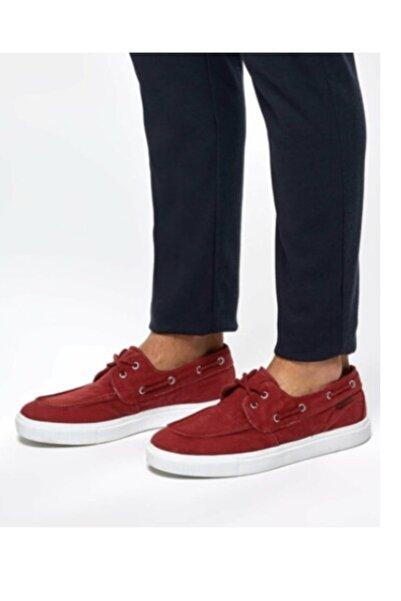 lumberjack Erkek Kırmızı Bağıcıklı Spor Ayakkabı