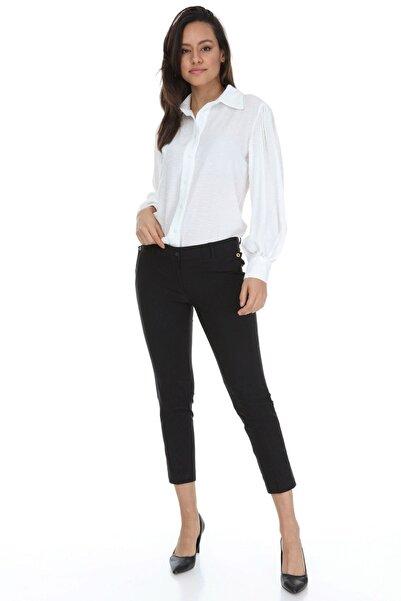 Modayız Siyah Pantolon 30a-3130
