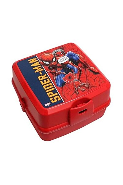 Otto Spiderman Beslenme Kabı Red Web -43604