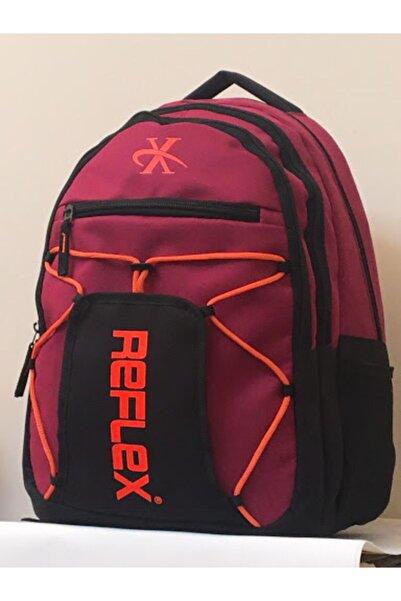 Reflex Kırmızı Art 811 Ipli Sırt Çantası