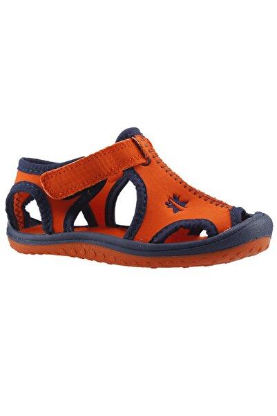 Ayakland Kids Turuncu Aqua Erkek Çocuk Sandalet Panduf Ayakkabı