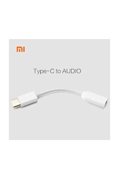 Xiaomi Type-C 3.5mm Audio Kulaklık Jack Dönüştürücü