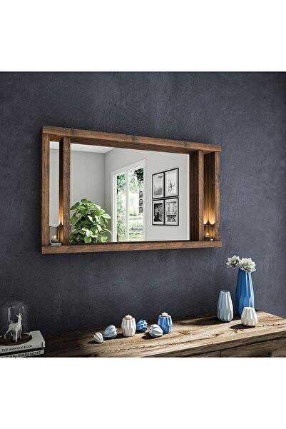 222 Concept Dream Masif Ağaç Venge Renk 120×70 cm Ayna