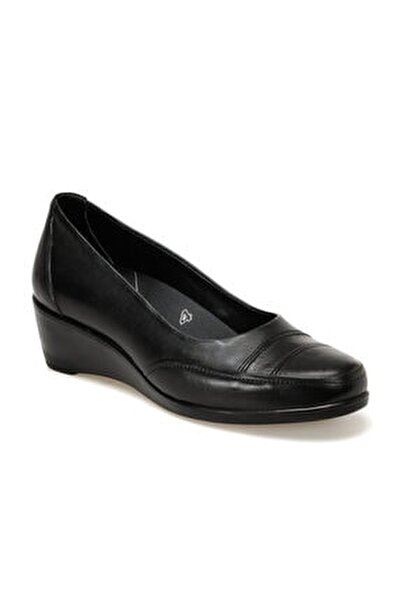 103151.Z Siyah Kadın Comfort Ayakkabı 100555185