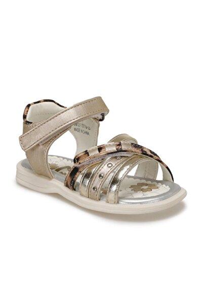 SEVENTEEN Kız Çocuk Altın  Sandalet