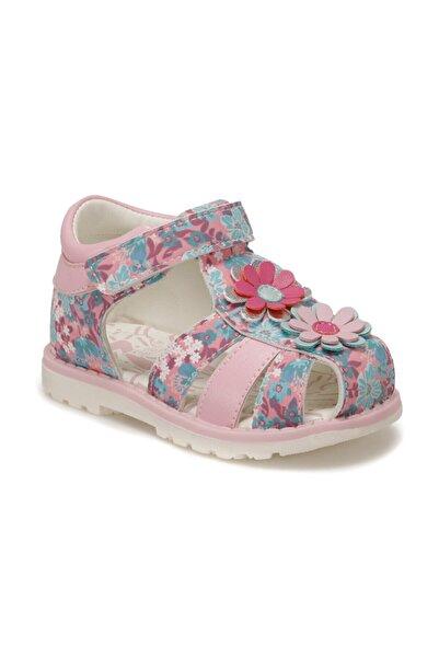 SEVENTEEN Kız Çocuk   Pembe Sandalet