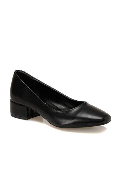 Polaris Kadın Siyah Gova Ayakkabı