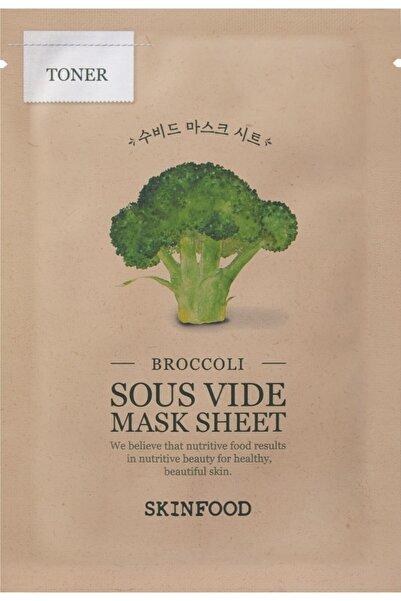 Skinfood Broccoli Sous Vide Mask Sheet