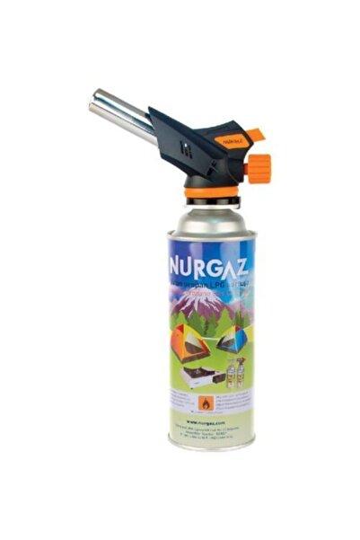 NURGAZ Yemek Yakıcı Sütlaç Yakıcı Elektronik Ateşlemeli Kamp Piknik Mangal  Pürmüzü  Ng 503