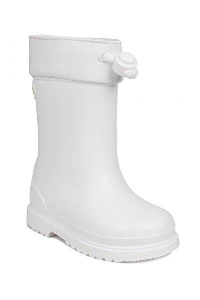 IGOR Kız Çocuk Beyaz Chufo Cuello Çizme