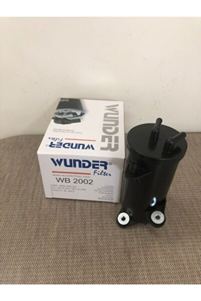 WUNDER Wb2002 Honda Cıvıc Crv 1.6 Dtec Mazot 2016--> 16902-rz0-g01 Yakıt/mazot Filtresi
