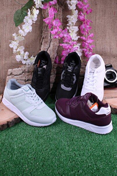 Kinetix Unisex Günlük Sneaker Yürüyüş Spor Ayakkabı Yeşil