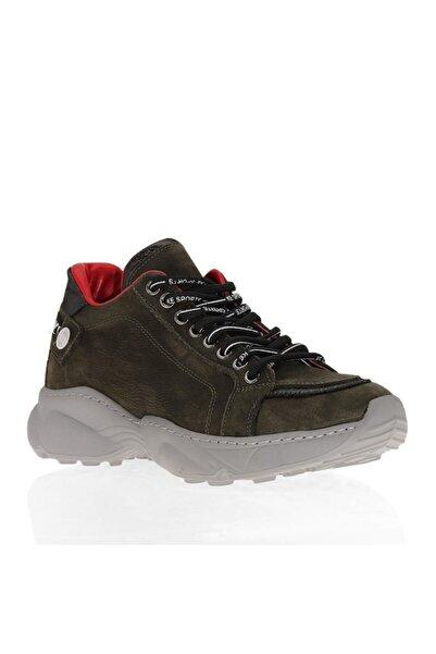 Mammamia D20ka-835 Nubuk Deri Kadın Ayakkabı