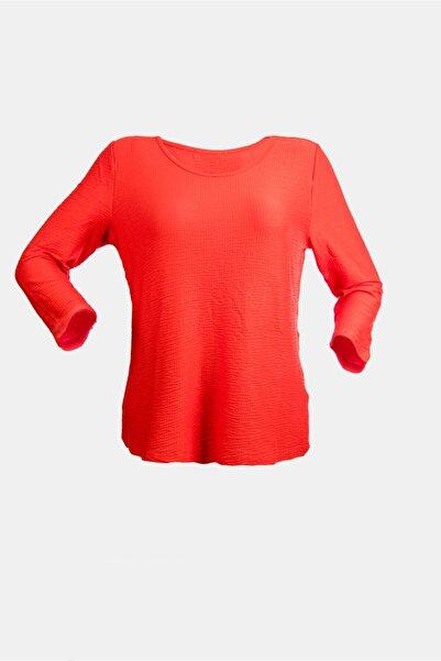 HTC Kadın Kırmızı Bluz