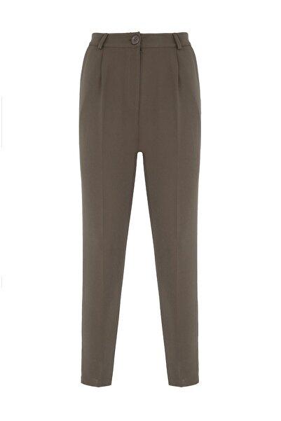 Oblavion Kadın Haki Havuç Pantolon