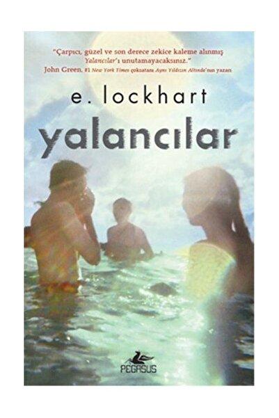 Pegasus Yayınları Yalancılar- E. Lockhart (ciltli)