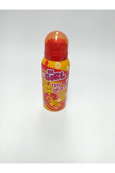 Ayzen Ma Girl Tinny Giraffe Çocuk Deodorant