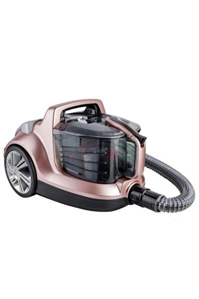 Fakir Veyron Turbo Xl Mat Rose Premium Toz Torbasız Elektrik Süpürge