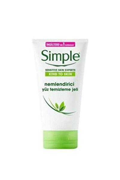 Kind To Skin Multivitamin (E & B5) İçeren Nemlendirici Yüz Temizleme Jeli 150 Ml