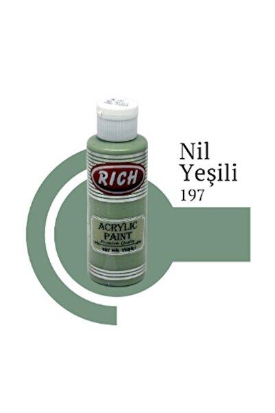 Rich 120 Cc Nil Yeşili Akrilik Boya
