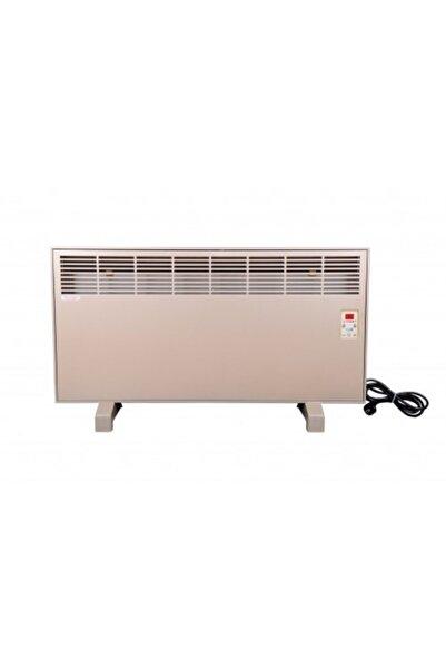 Vigo I Elektrikli Panel Konvektör Isıtıcı Dijital 2000 Watt Inox Epk4590e20i