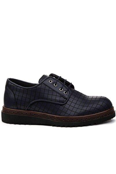 CONTEYNER Erkek Lacivert Ayakkabı
