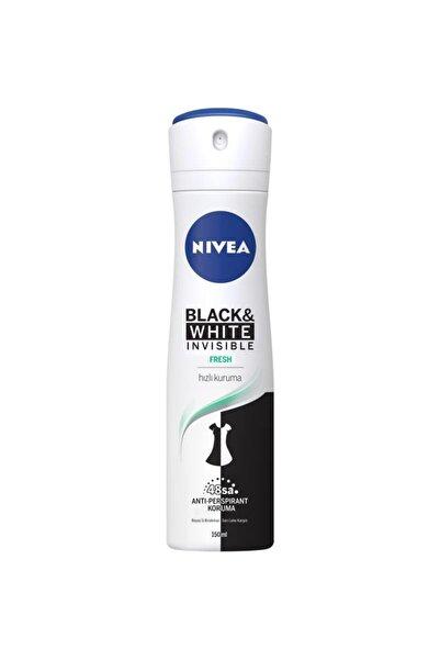 Invisible For Black&white Fresh Kadın Deodorant 150ml